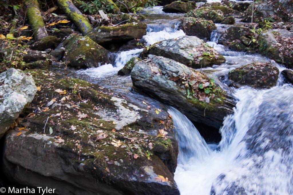 Cascades at Anna Ruby Falls