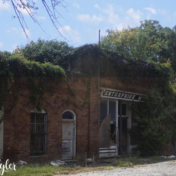 Abandoned Coleridge, NC