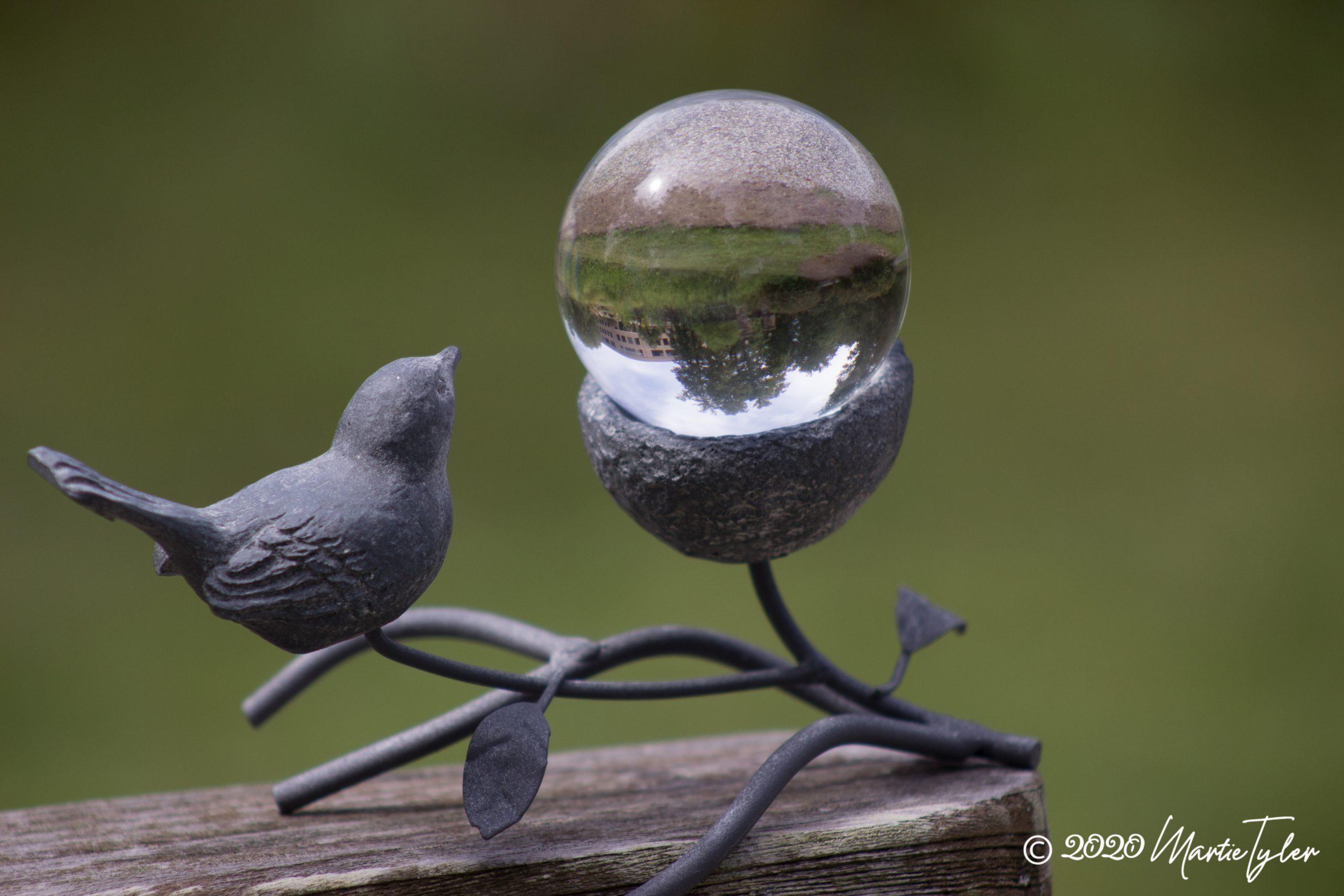 60mm glass ball